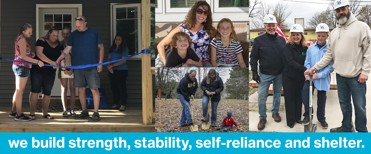 Ww Build Strength, Stability, Self-Reliance and Shelter