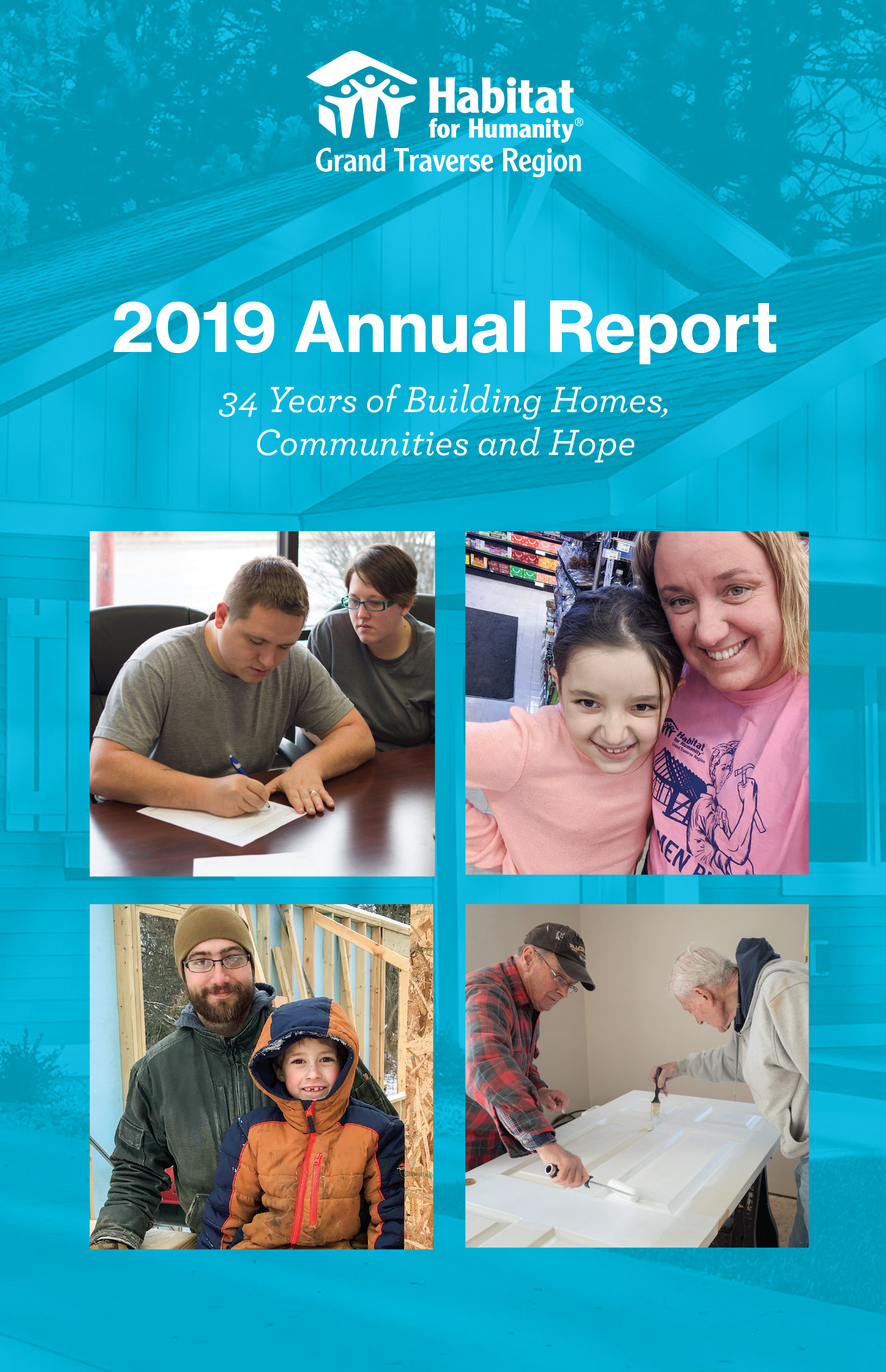 2019 Anual Report cover