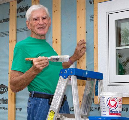 Painting Volunteer